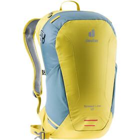 deuter Speed Lite 12 Backpack greencurry/slateblue